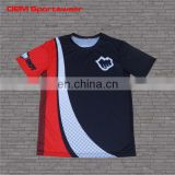 Printing clothes for men sports t-shirt