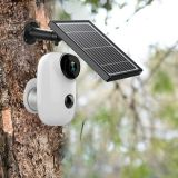1080P Smart Camera solar wifi camera Wireless app remote control solar ip camera for outdoor