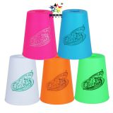 Yunxin Newest Speed Stacks Candy Cup Body Soft and Durable Speed Stacks Cup for Professional Competition1812