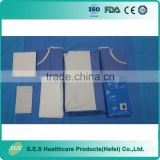 Factory Directly Supply Disposable Sterile Surgical Drape Kit