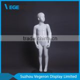 fiberglass abstract kid boy mannequin