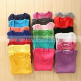 0.47USD Wholesale Stock Plain OEM Wholesale Cotton Kids Baby Singlet Wholesale Kids Singlets/Vest ( kctbx003)