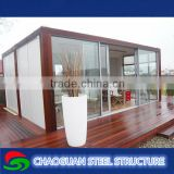 High quality steel structure container house,Prefab container house,used container house price