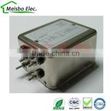 Durable IEC320 250/380VAC emi rfi noise filter