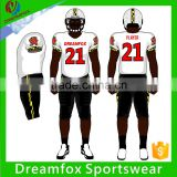 cheap custom youth sublimated american football jerseys, sublimated american football Jersey uniforms wholesales                                                                                                         Supplier's Choice