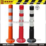 PU Economy Plastic Flexible Road Barrier Delineator Post