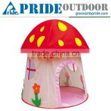 Beautiful Mushroom Children Toy Play Tent Playhouse Kids Princess Castle Game Play Mushroom Tent