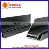Color Anodized Solar Aluminum Frame for Solar Panel Frame, Solar Panel Bracket or Solar Panel Rail