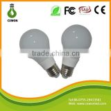 Hot products led bulb b22 dimmable 360 beam angle 12w E27/E26/B22 A60 led glass bulb light with CE rohs
