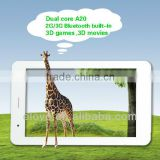 Factory direct sale 7 inch tablet PC built-in 3g wifi wireless Internet Capacitive touch screen