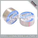 acrylic adhesive crystal super clear bopp tape for carton sealing