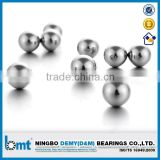High quality G100 Stainless steel ball 1/4""