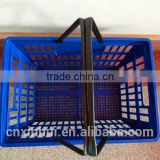 2016 Hot Sale Shopping basket &baskets with wheels&wheels