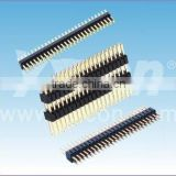 China ISO9001 certificate 1.27mm pitch double row DIP type pin header                                                                         Quality Choice