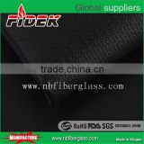 Black silicone rubber fiberglass cloth roll                                                                         Quality Choice
