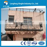 hot galvanized / aluminium alloy the window cleaning platform / glass cleaning tools / building cleaning