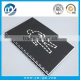 Wholesale Schook Custom A4 Wholesale Bulk Cardboard Cover Spiral Notebook