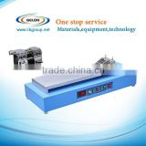 Mobile battery making machine/Pouch battery making Machine with one stop service and turn key project