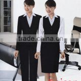 Classical Office Women Uniform Blazer Suit for USA Market