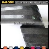 High elasticity cheap non-slip elastic webbing band with silicone                                                                         Quality Choice