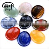 45*35*7mm Semi-Precious Stones Worry Stones Arts&Crafts