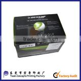 manufacturer new product cardboard golf ball packaging box                                                                         Quality Choice