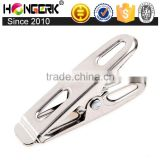 multifunctional metal stainless steel spring clothespin                                                                         Quality Choice