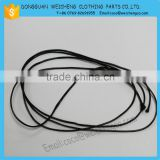 Multi Colours 1.2.7,5,8,10mm Suede Cord Lace Flat leather cord wholesale