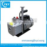 Single Stage Rotary Vane Vacuum Pump Oil Mist Reduction Unit with KF-25 Adaptor & Quick Clamp VFS-25