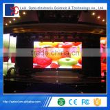 Global hot sell digital advertising large hd p3 full color indoor led large screen display