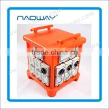 NADWAY waterproof distribution board stackable box