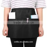 Restaurant Bib Cooking Poly Cotton Kitchen Apron With Pockets                                                                         Quality Choice