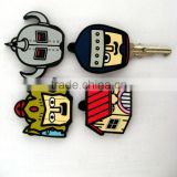 Custom made design printing china renault key cover in china