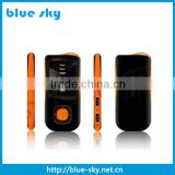 Hot sale promotional gift 1.8 inch screen 8gb portable mp4 mp3 game player games download