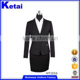 Breathable new style wool/polyester custom autumn fashion slim professional business man suits/blazers