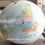 Tobest supply acrylic ball, splat ball, plastic earth globes