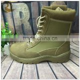 2015 hot sale suede army military men desert boots tactical boots footware