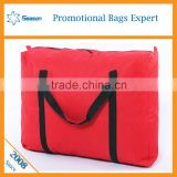 multi printing style Lamination PP Woven Travel Zipper Bag packing plastic bag for clothes                                                                         Quality Choice