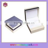 Fashion Design Cardboard Cufflink Box Handmade Cufflink Packaging Box Cardboard