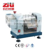 Desktop digital three roll mill machine for pilot lab laboratory use