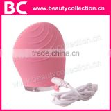 BC-1329 USB Rechargeable Face Lift Silicone Skin Care Brush
