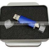 OEM gifts OTG USB flash drives pendrive 32GB USB flash stick drive
