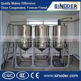 CE approved oil refinery , palm oil refinery plant,cooking oil refinery used in peanut,sunflower, palm