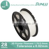 PC filament 1.75mm 3d printer filament 100% no bubble /0.02mm Tolerance