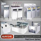 Top Performance Commercial Fast Food Restaurant Equipment and Supplies One Stop Service