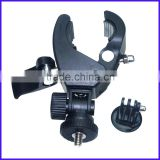 New accessories for Gopro Bicycle Accessories Bike Clip Bracket & Adapter For GoPro Hero 3/3+/2/1