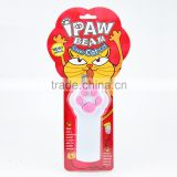 Winod Cat paw shape laser Beam WIN-1923 paw patrol costumes blister packing laser pointer parts