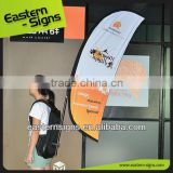 Promotion Backpack Banner Signs