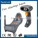 CS3290-2D wireless 2d mini usb cordless laser barcode scanner for file management system