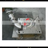 Plastic injection PVC pipe fitting moulding maker in Zhejiang